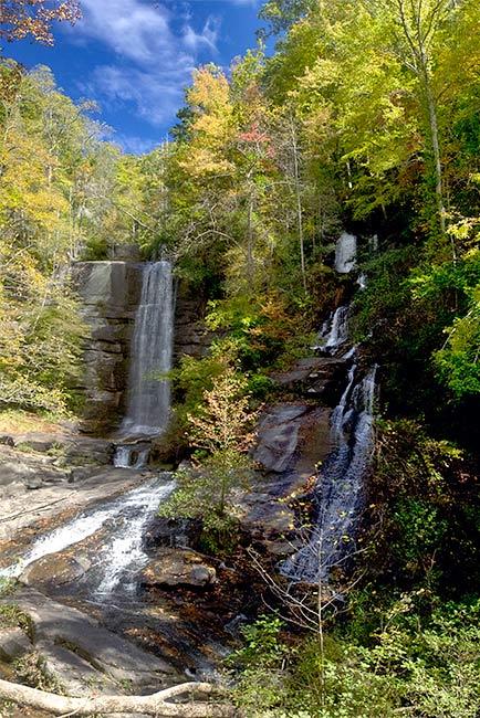 Twin Falls, Reedy Rock Creek