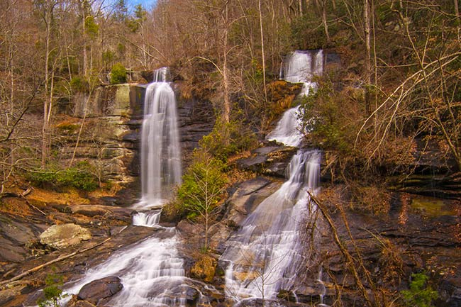 Twin Falls SC in Early Spring