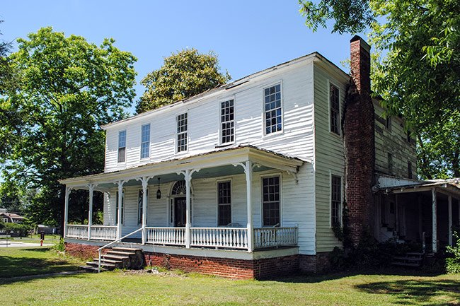 Judge Dawkins House