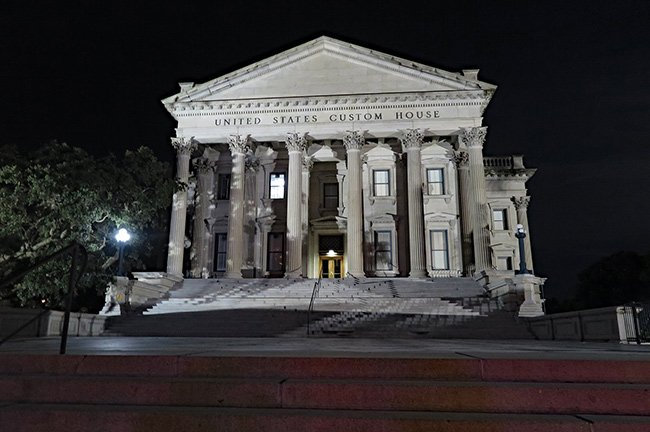 United States Customs House, Charleston