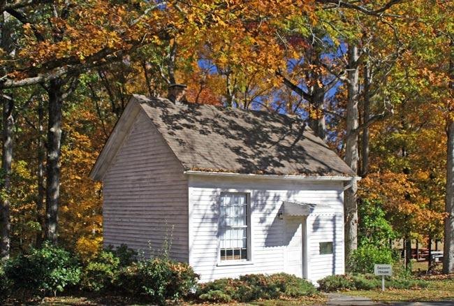 Upper Long Cane Session House