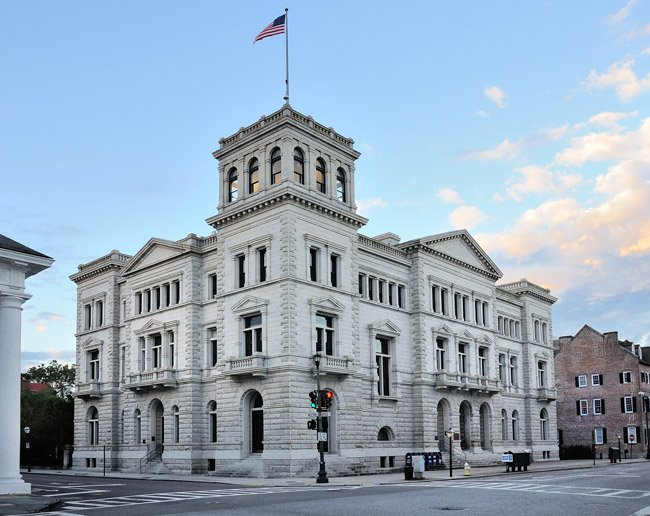 US Post Office Charleston