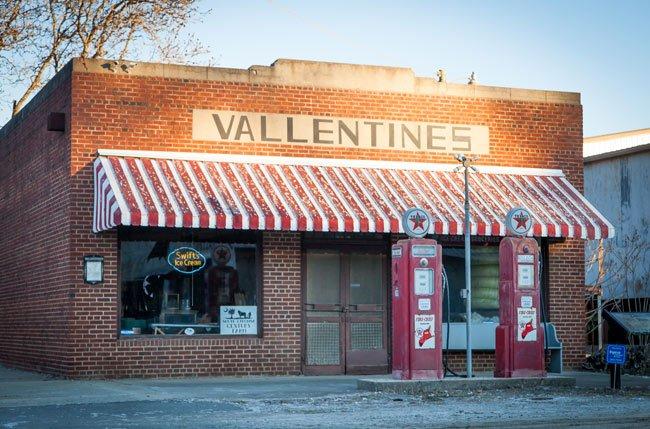 Vallentine's Store