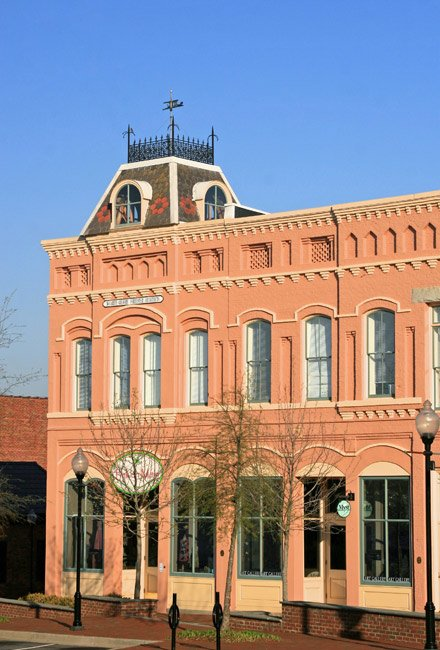 Vann Building Spartanburg South Carolina Sc