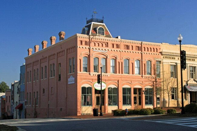 Vann building spartanburg sc photos map history for Builders in spartanburg sc
