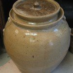 Edgefield Pot with Ant Lip