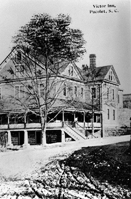 Victor Inn Historic Photo