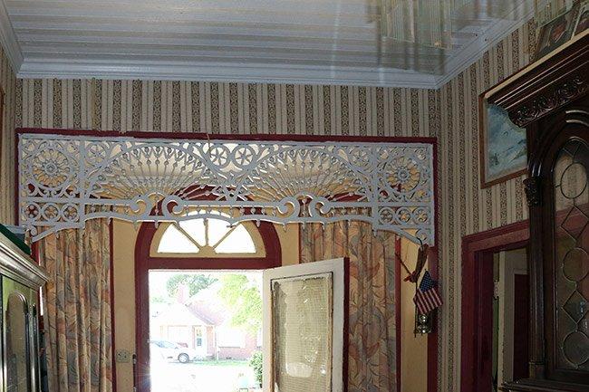 Victorian House Interior Details, Latta