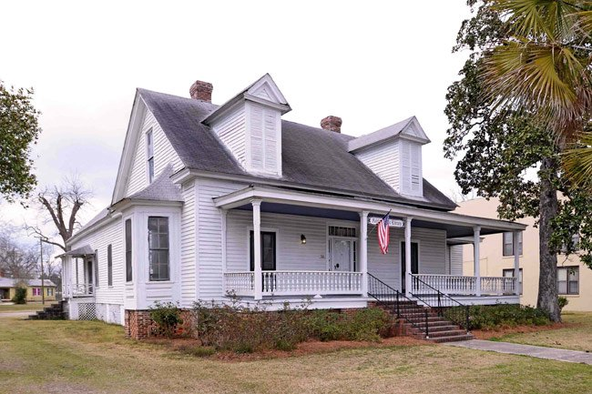 Virginia Durant Young House