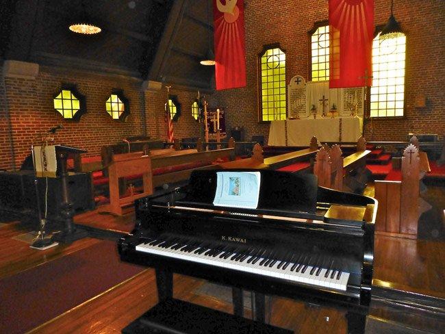 Voorhees St. Philip's Chapel