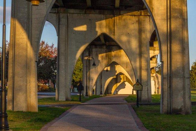 Waccamaw Bridge Arches