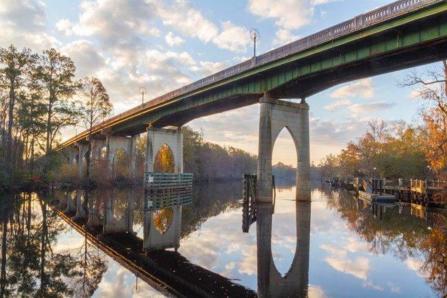 Waccamaw River Park Conway