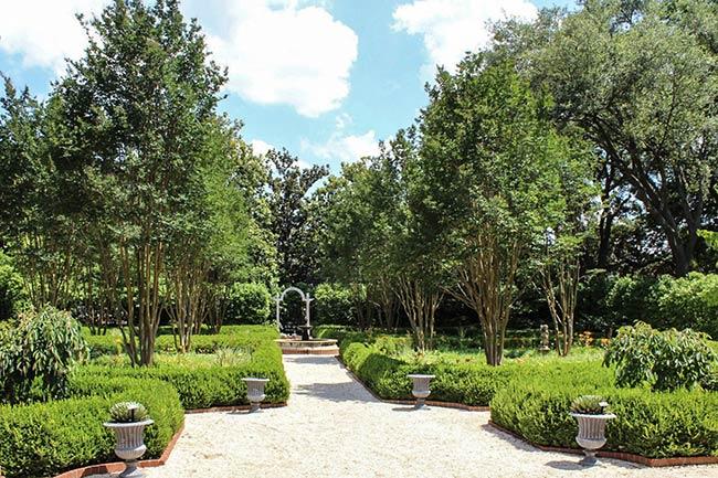 Robert Mills House Garden