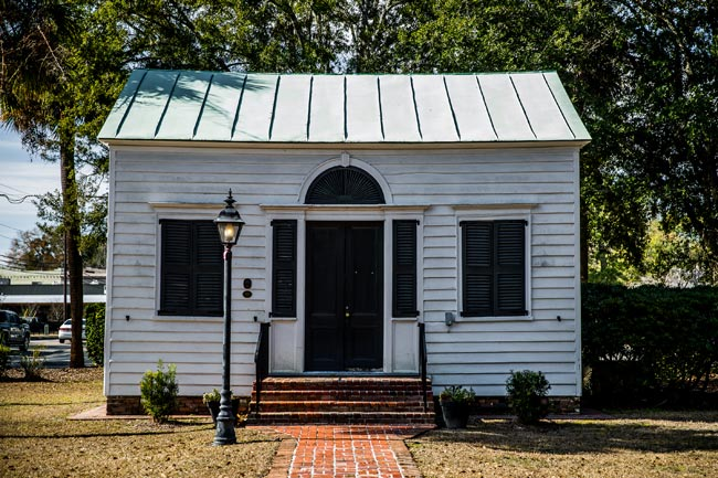 Walterboro Library Society Building
