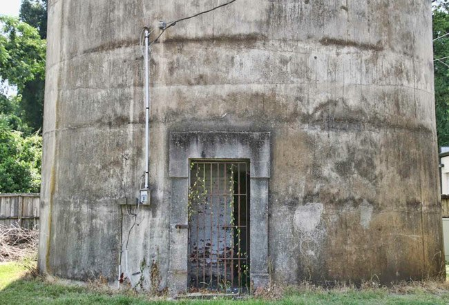Walterboro Watertower Jail