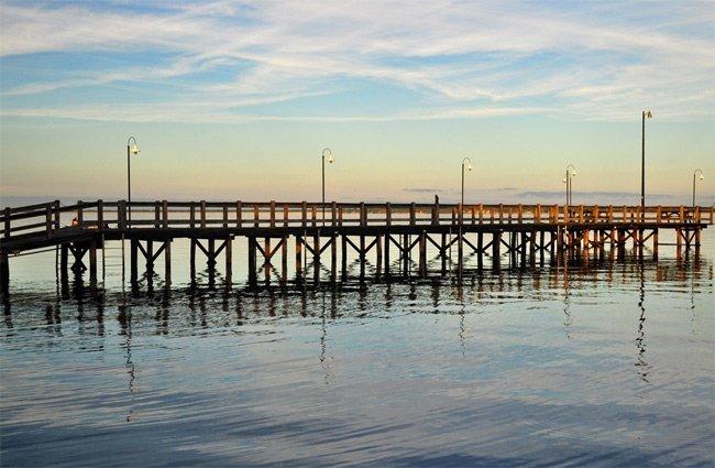 Wampee Plantation Dock