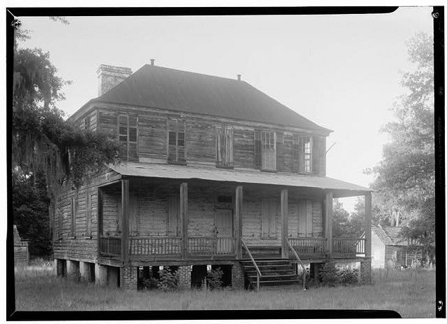 Wampee Plantation House