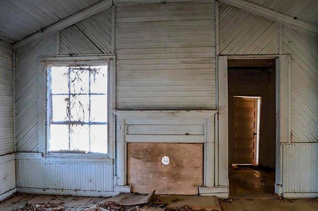 Warren Farm Living Room