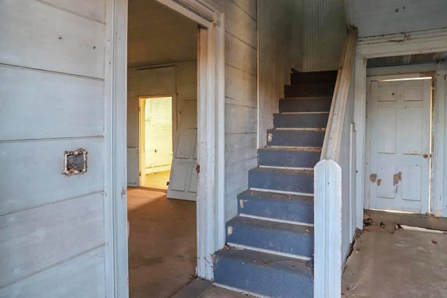 Warren Farm Staircase