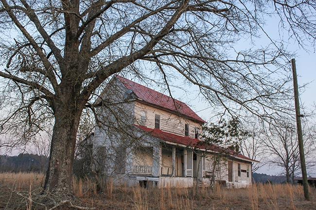 Warren Farm rear