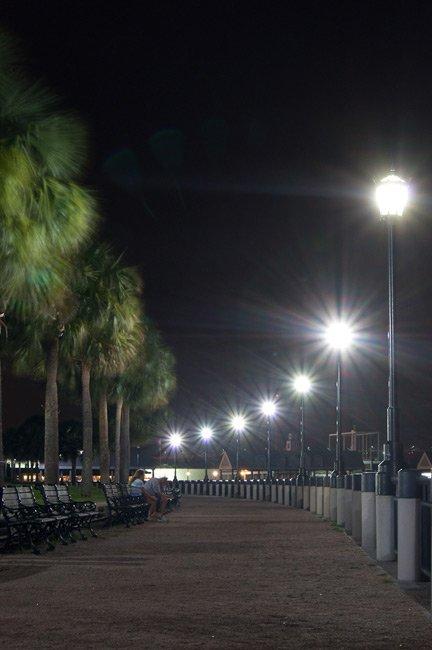 Waterfront Park Walkway