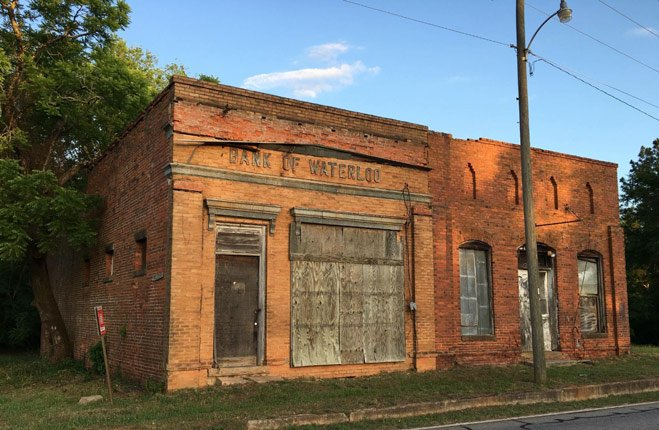 Waterloo Bank Laurens County