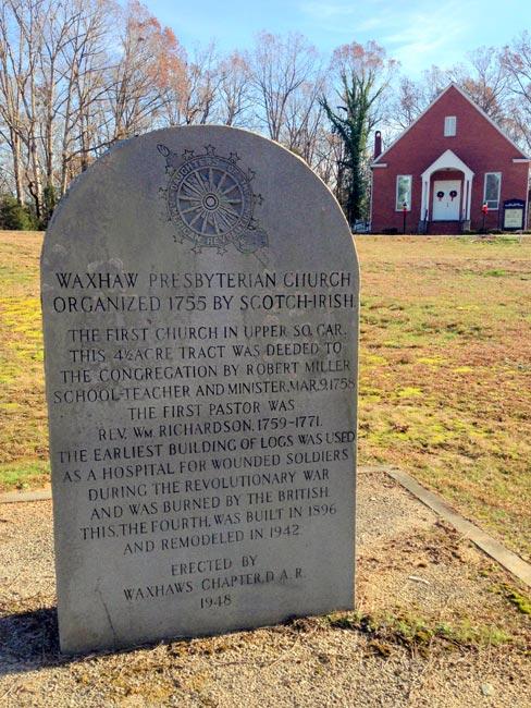Waxhaw Presbyterian Church