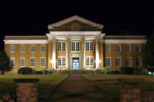 Saluda Courthouse
