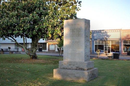 Bonham Memorial