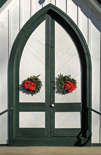 Wedgefield Presbyterian Door