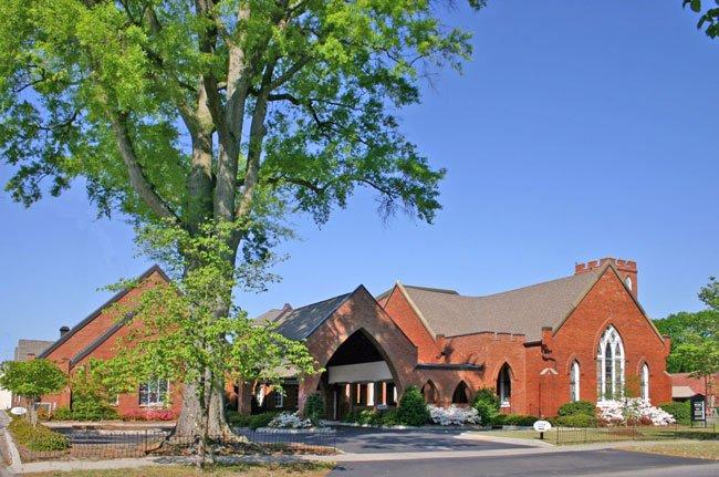Wesley United Methodist Hartsville