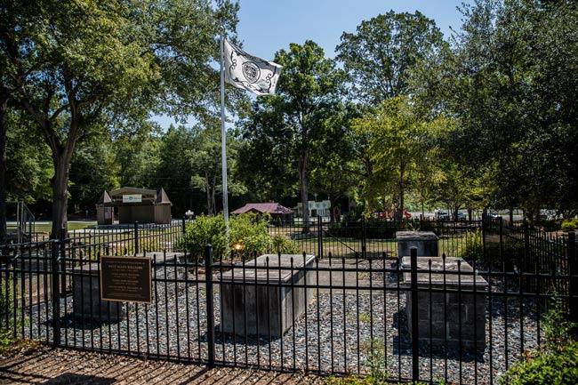 West Allen Williiams Burial Site