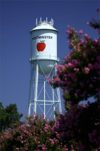 Westminster Water Tower
