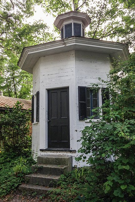 White Gables Privy