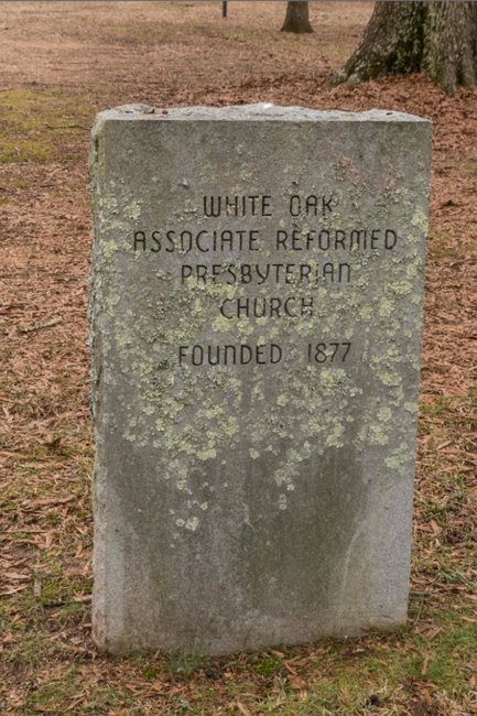 White Oak Marker
