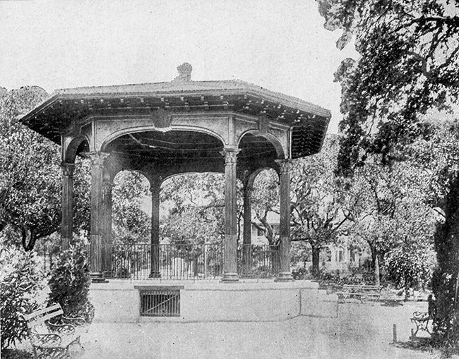 White Point Garden Bandstand