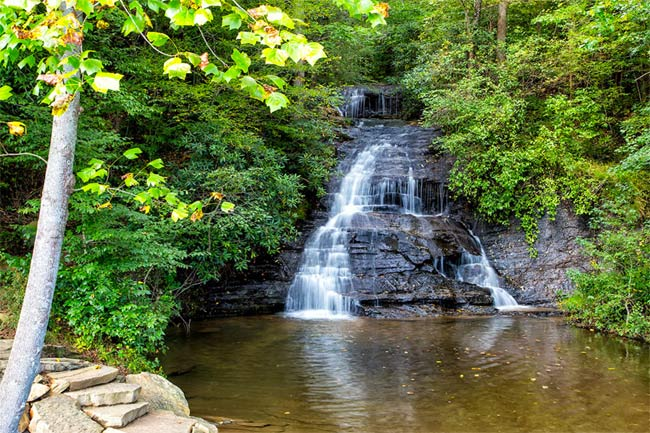 Wildcat Falls Waterfall
