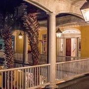 William Aiken House Upstairs Porches