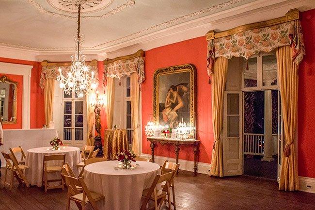 William Aiken House Upstairs Ballroom