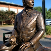 William Aiken Statue