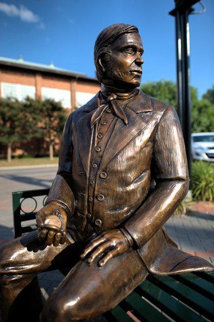 William Aiken Statue