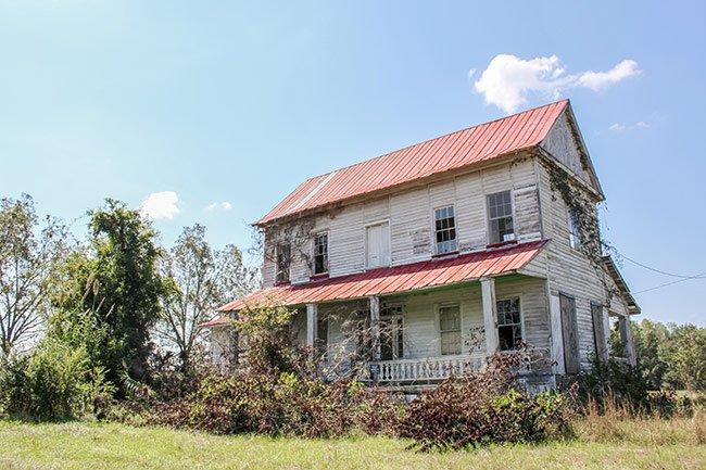 Warren Farmhouse