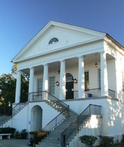 Williamsburg County Courthouse