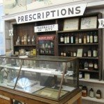 Williamsburg Museum Pharmacy
