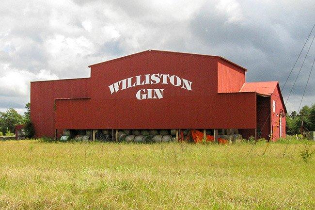 Williston Cotton Gin