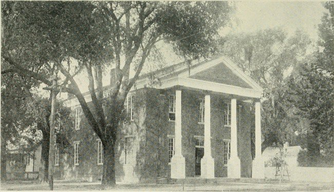 Winyah Indigo Society Hall Historical