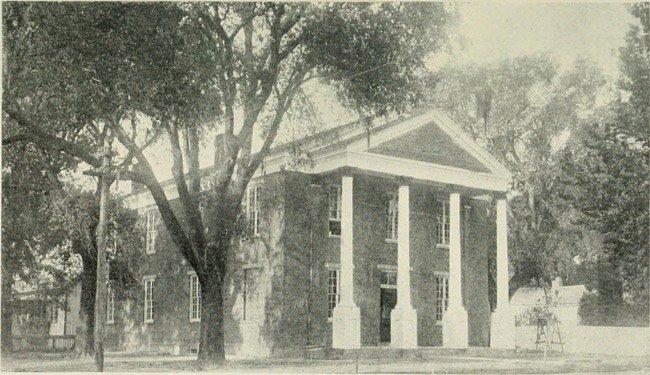 Winyah Indigo Society Hall Historical
