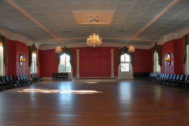 Winyah Society Hall Ballroom