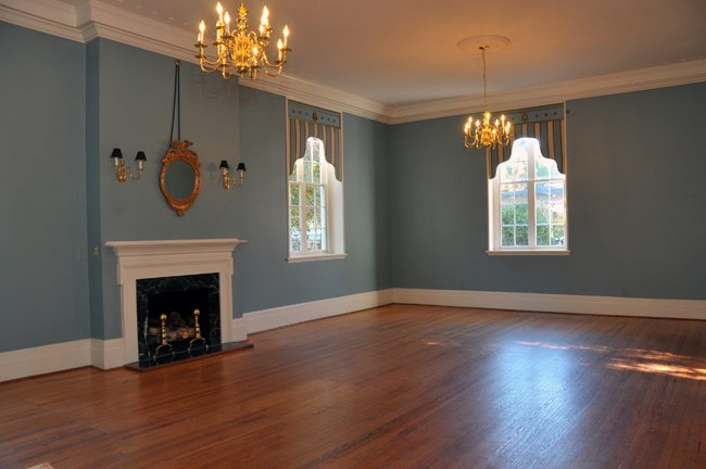 Winyah Society Hall East Room