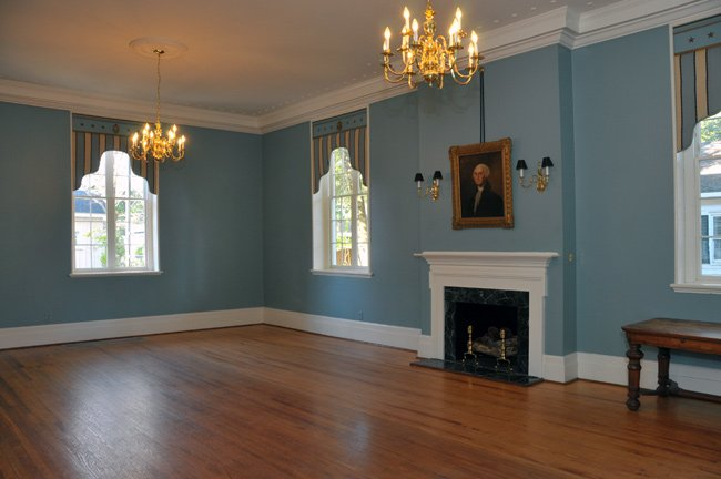 Winyah Society Hall West Room